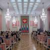Команда Pollen Club на награждении победителей мобильных приложений и электронных сервисов «Открытые данные Российской Федерации»  в Доме Правительства.